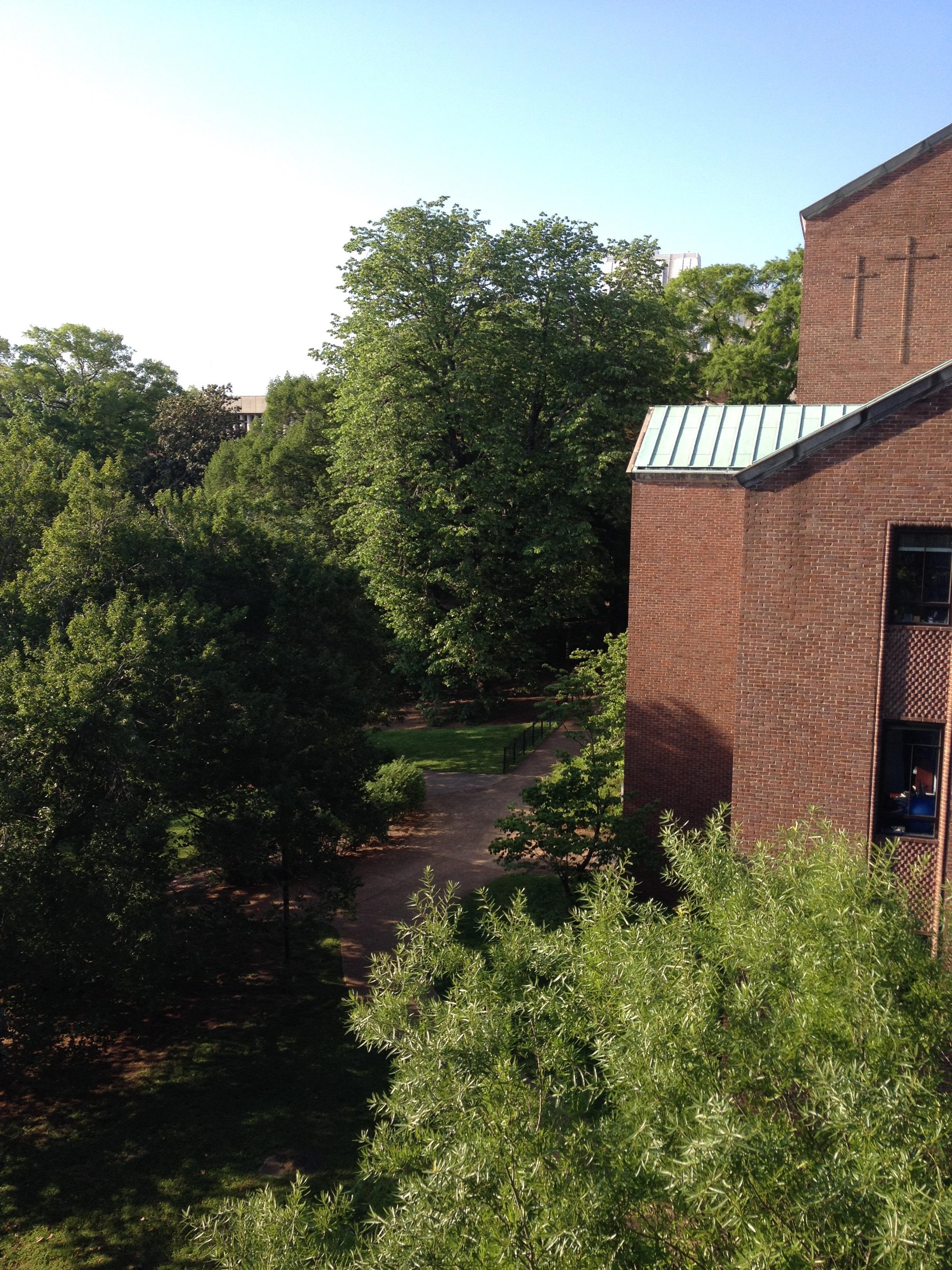 Divinity School Addition, Divinity School, Vanderbilt University